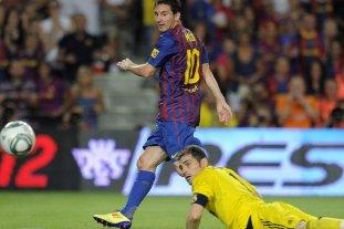 """Messi saludó a Casillas en su retiro: """"Fue muy duro tenerte como rival"""""""