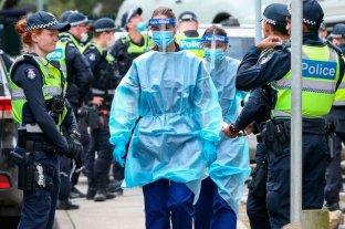 Australia reportó 725 nuevos casos de Covid-19