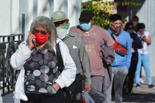 Río Negro registró un récord de 187 nuevos casos de coronavirus