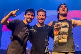 """Cumbre Punk para poguear en casa - Runa llegará con canciones nuevas, como """"Salto"""" y Los Grillos"""". -"""