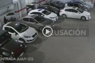 Video: El encuentro del fiscal Ponce Asahad con el abogado del empresario -  -