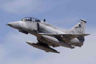 Se estrelló un avión de la Fuerza Aérea en Córdoba -