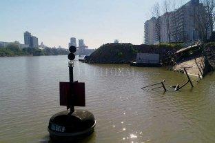 El Río Paraná volvió a perder centímetros en Santa Fe -  -