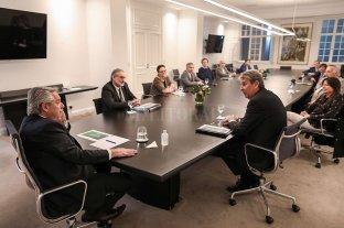 Alberto Fernández y el Consejo Agroindustrial analizaron plan para aumentar las exportaciones