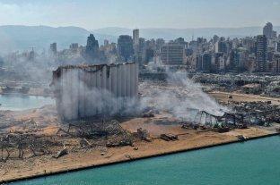 El nitrato de amonio, el químico en el centro de la investigación en Beirut, es de extrema letalidad -  -