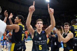 El argentino Richotti jugará en el ascenso del básquetbol de España