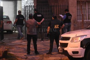 Detenidos por promoción de  la prostitución en Guadalupe -  -