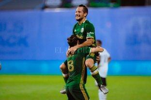 Con un gol de Sebastián Blanco, Portland es el primer finalista