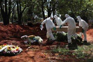 México se acerca a los 50.000 fallecidos por Covid-19