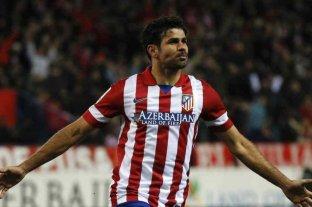 """""""Vamos a dar nuestra vida para conquistar el título"""", dijo Diego Costa sobre la Champions"""