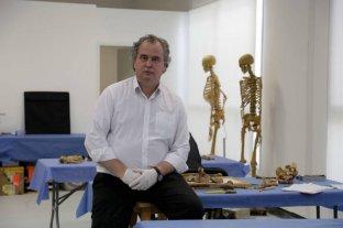 """""""No poder ver el cuerpo genera angustia, incertidumbre y dolor"""", dice el director del EAAF"""