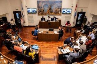 La docencia santafesina fue reconocida por el Concejo -  -