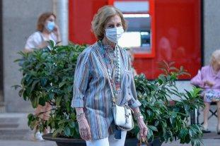 España: Doña Sofía se instaló en Palma junto a la princesa Irene de Grecia