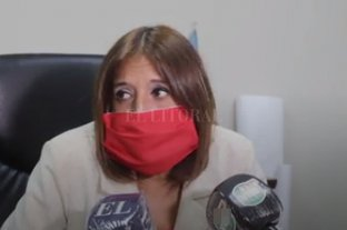 "Quemas e incendios: para Daniela Qüesta son ""muchas casualidades"""