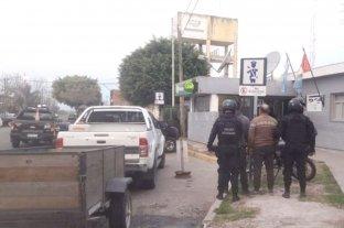 Dos detenidos por provocar un incendio en El Pozo -  -