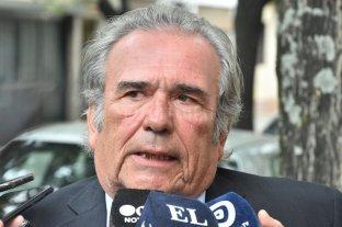 """Perotti tiene un rumbo"" - Ricardo Olivera, presidente del PJ -"