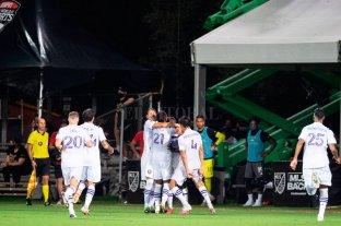 Orlando City ganó y alcanzó la final de la MLS