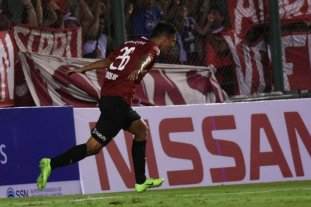 El delantero de Independiente Mauro Molina afectado de coronavirus