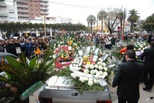 """Fotos: Hace 9 años la ciudad de Santa Fe """"lloraba"""" a Leo Mattioli -"""