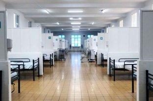 Casi el 67% de las camas de terapia intensiva están ocupadas en la ciudad de Buenos Aires