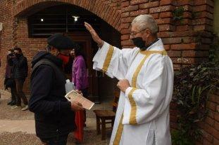 El santuario de San Cayetano recibe a los fieles, en una jornada histórica -  -
