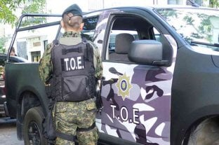 Rosario: Allanaron el domicilio del jefe de la Agencia de Investigación Criminal -  -
