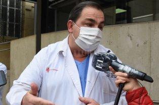 """Poletti sobre el coronavirus: """"No se esconde información"""" -"""