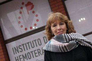 Murió en un accidente Nora Etchenique, médica clave en el uso de plasma contra el coronavirus