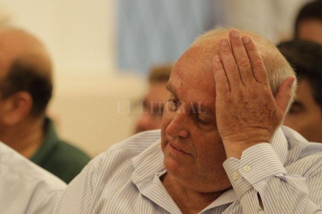 Dolor de cabeza. Luis Spahn