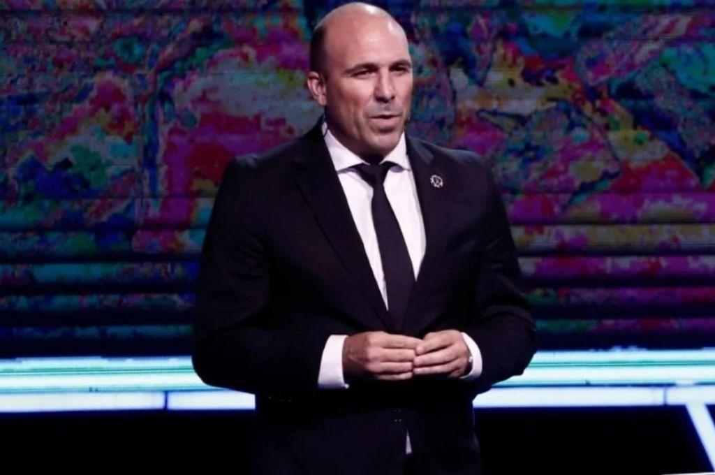 El argentino Gonzalo Belloso, dirigente de la Conmebol, dejó en claro las pautas oficiales sobre el protocolo y los testeos. Crédito: Gentileza