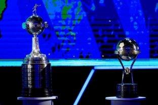 Conmebol ratificó las fechas de las copas