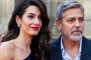 George y Amal Clooney donan 100.000 para ayudar a las víctimas de Beirut