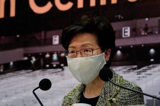 EE UU sanciona a 10 altos cargos por dañar la autonomía de Hong Kong