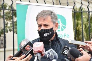 """Coronavirus: Jatón adelantó que la ciudad de Santa Fe confirmará este viernes """"más de 10 casos"""" -"""