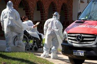 Coronavirus en Argentina: 160 muertos y 7.482 nuevos contagios en las últimas 24 horas -  -