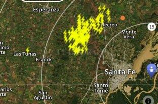 Alerta meteorológico para la ciudad y el área metropolitana -  -