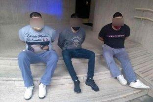 Tres detenidos por ingresar a robar a un edificio en Balvanera