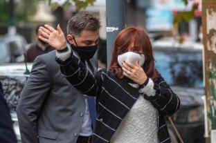 Dan curso a la denuncia de Cristina contra Google