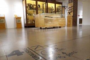 """El Museo Ameghino se prepara para recibir visitantes con protocolo Covid-19 - """"Hace un tiempo preparamos un museo donde todos los sentidos pudieran participar, un museo donde poder tocar, oler, mirar, escribir, dibujar. Ahora nos estamos adaptando a esta nueva modalidad"""", aseguró el coordinador del museo. -"""