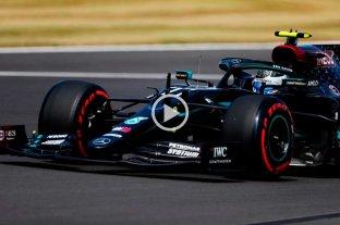 Bottas fue el más rápido y largará primero en Silverstone -  -