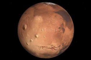 """Astronomía: Marte """"se ocultará"""" tras la Luna"""