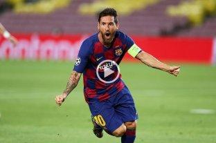 Barcelona y Bayern Munich golearon y se verán las caras en los cuartos de final de la Champions League