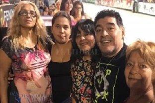 La hermana de Diego Maradona tiene coronavirus