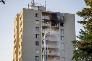 Once muertos en el peor incendio en décadas en República Checa