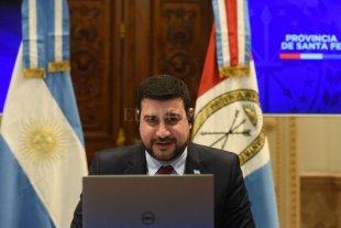 """Marcos Cleri: """"Con Alberto y Cristina avanzamos hacia un modelo de desarrollo inclusivo"""" -  -"""