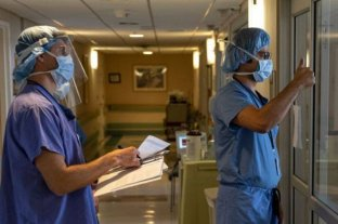Se modificó la forma de contar los recuperados por coronavirus y el gobierno informó más de 60.000 en un día -  -