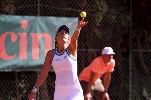 Podoroska no pudo acceder al cuadro principal del WTA de Praga