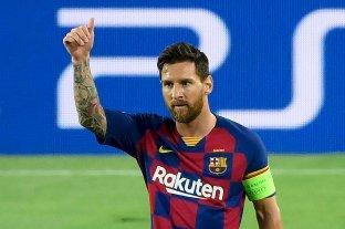 Messi donó 50 respiradores artificiales a Rosario -  -