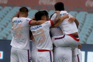 Bergessio marcó un gol en el empate de Nacional en clásico contra Peñarol