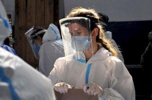 84 muertos y 4.688 nuevos infectados de coronavirus en el país -  -